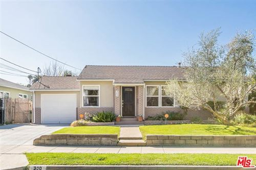 Photo of 300 Macdonald Street, Pasadena, CA 91103 (MLS # 21697320)