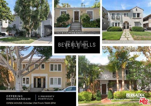 Photo of 141 S Bedford Drive, Beverly Hills, CA 90212 (MLS # 21795326)