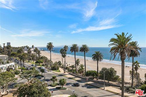 Photo of 201 Ocean Avenue #806B, Santa Monica, CA 90402 (MLS # 21798328)