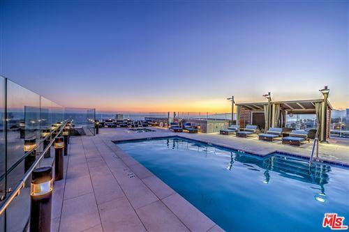 Photo of 1755 Ocean Avenue #501, Santa Monica, CA 90401 (MLS # 21783360)