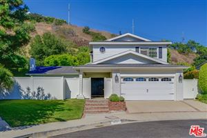Photo of 9701 BLANTYRE Drive, Beverly Hills, CA 90210 (MLS # 19501376)