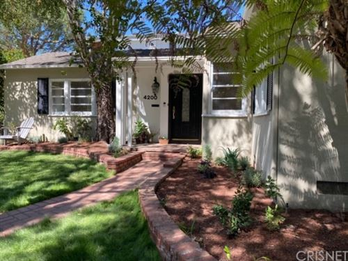 Photo of 4200 Shadyglade Avenue, Sherman Oaks, CA 91604 (MLS # SR20199398)