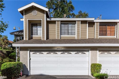 Photo of 26161 Las Flores #D, Mission Viejo, CA 92691 (MLS # OC19259408)