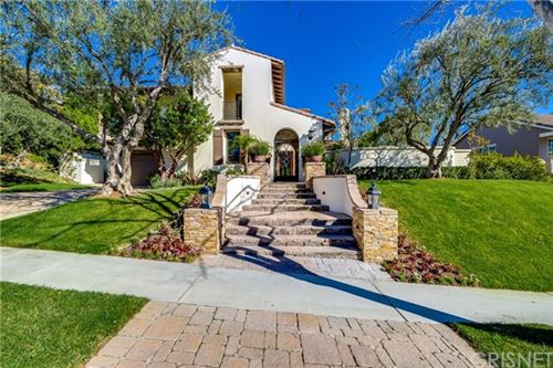 Photo of 3950 Prado Del Maiz, Calabasas, CA 91302 (MLS # SR21097409)