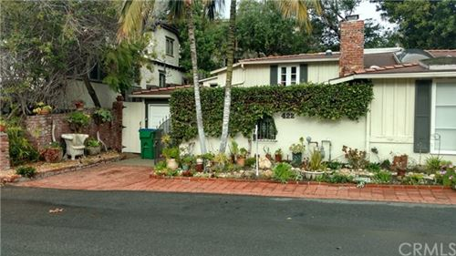 Photo of 422 Graceland Drive, Laguna Beach, CA 92651 (MLS # PW20014443)