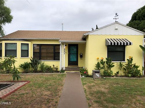 Photo of 331 Jordan Avenue, Ventura, CA 93001 (MLS # V1-8447)