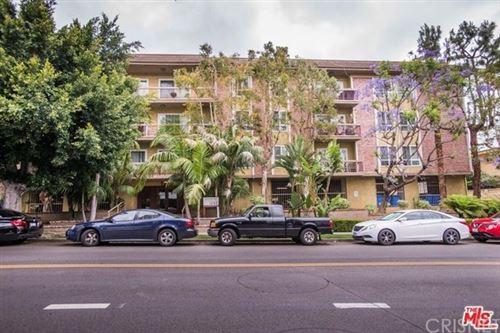 Photo of 1262 S Barrington Avenue #308S, Brentwood, CA 90025 (MLS # SR21033455)