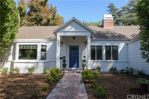 Photo of 4164 Davana Road, Sherman Oaks, CA 91423 (MLS # SR20200461)