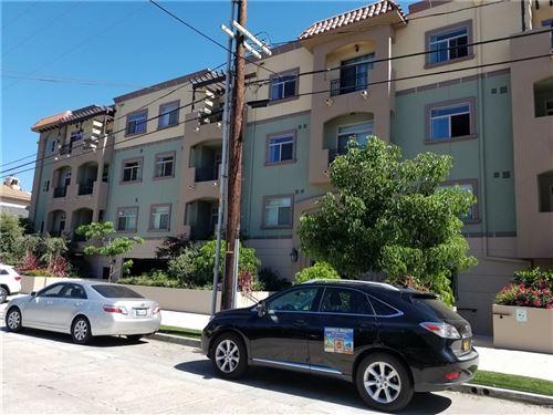 Photo of 10950 Bloomfield Street #203, Toluca Lake, CA 91602 (MLS # SR20228477)