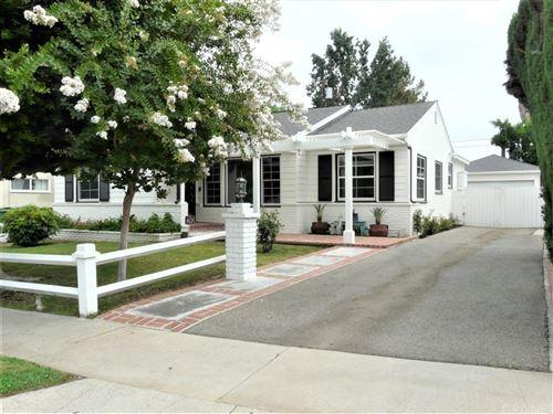 Photo of 16844 Halper Street, Encino, CA 91436 (MLS # SR21194488)
