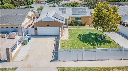 Photo of 6950 Sunnybrae Avenue, Winnetka, CA 91306 (MLS # SR21178529)