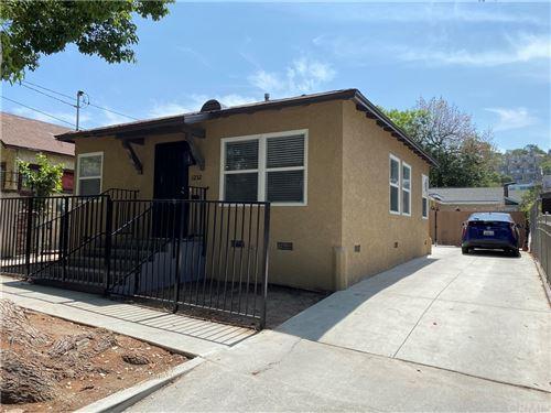 Photo of 1230 Manzanita Street, Silver Lake, CA 90029 (MLS # WS21162540)
