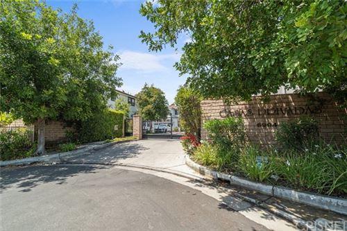Photo of 6904 Vantage Avenue #106, North Hollywood, CA 91605 (MLS # SR21114551)