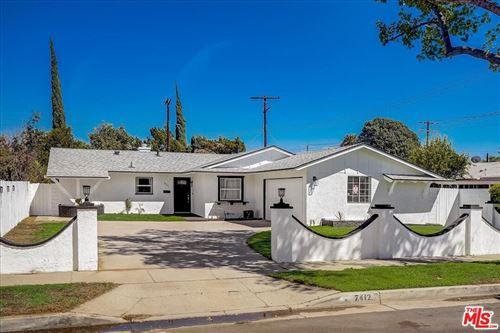 Photo of 7412 Gazette Avenue, Winnetka, CA 91306 (MLS # 21780566)