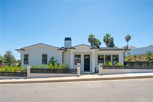 Photo of 1200 Blue Hill Road, Eagle Rock, CA 90041 (MLS # WS20095572)