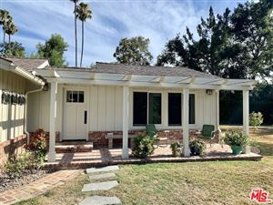 Photo of 4380 HAYVENHURST Avenue, Encino, CA 91436 (MLS # 19503578)