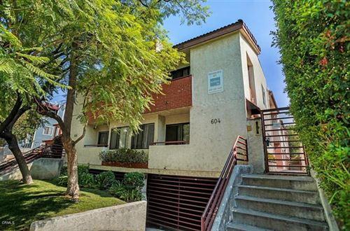 Photo of 604 N Kenwood Street #4, Glendale, CA 91206 (MLS # P1-3578)