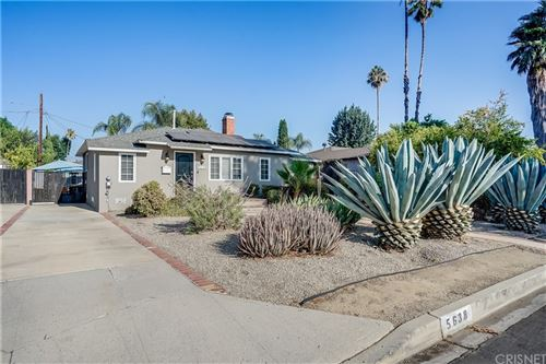 Photo of 5638 Columbus Avenue, Sherman Oaks, CA 91411 (MLS # SR21192583)