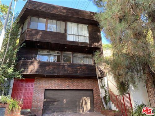 Photo of 1631 Schuyler Road, Beverly Hills, CA 90210 (MLS # 21796614)