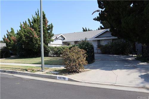Photo of 18708 Schoenborn Street, Northridge, CA 91324 (MLS # RS21156618)