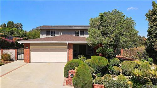 Photo of 24569 Calvert Street, Woodland Hills, CA 91367 (MLS # SR21205646)