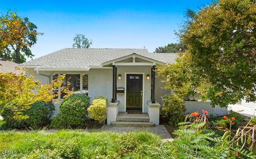 Photo of 2476 E Woodlyn Road, Pasadena, CA 91104 (MLS # P1-6651)
