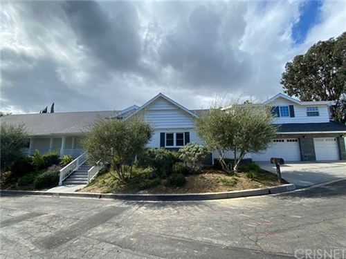 Photo of 4125 Royal Crest Place, Encino, CA 91436 (MLS # SR20063685)