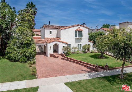 Photo of 230 S PECK Drive, Beverly Hills, CA 90212 (MLS # 21797686)