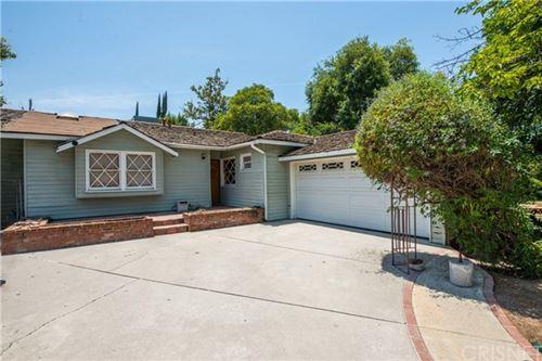 Photo of 22642 Hatteras Street, Woodland Hills, CA 91367 (MLS # SR21128697)