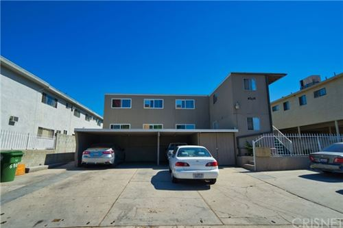 Photo of 6708 Irvine Avenue #4, North Hollywood, CA 91606 (MLS # SR19275705)
