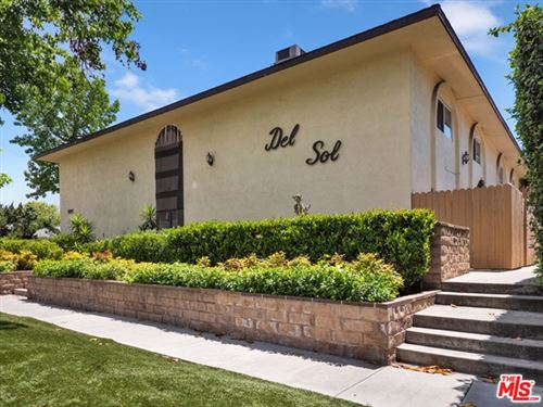 Photo of 10800 Hesby Street, North Hollywood, CA 91601 (MLS # 21732712)