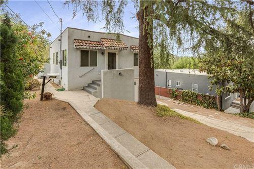 Photo of 4514 Mont Eagle Place, Eagle Rock, CA 90041 (MLS # CV21189746)