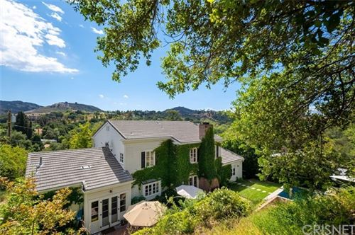Photo of 4010 Black Bird Way, Calabasas, CA 91302 (MLS # SR21100751)