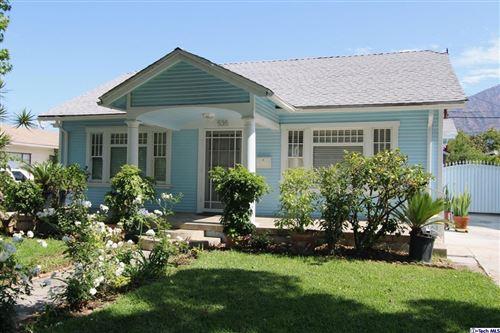 Photo of 535 Palm Drive, Glendale, CA 91202 (MLS # 320006757)