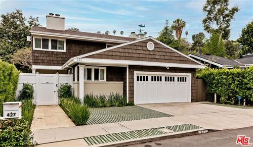 Photo of 427 Sycamore Road, Santa Monica, CA 90402 (MLS # 21766768)