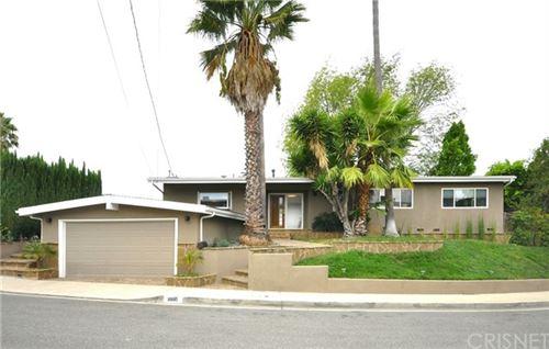 Photo of 3805 Beverly Ridge Drive, Sherman Oaks, CA 91423 (MLS # SR21103798)
