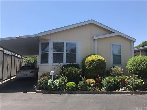 Photo of 7 Canterbury Drive #7, Northridge, CA 91324 (MLS # SR21159814)