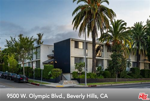 Photo of 9500 W Olympic Boulevard, Beverly Hills, CA 90212 (MLS # 21793820)