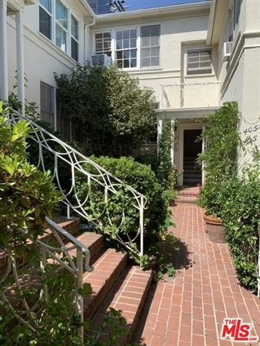 Photo of 405 Shirley Place #3/4, Beverly Hills, CA 90212 (MLS # 20636826)