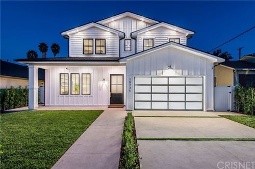 Photo of 16734 Otsego Street, Encino, CA 91436 (MLS # SR20182829)