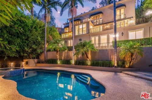 Photo of 2501 Bowmont Drive, Beverly Hills, CA 90210 (MLS # 21781840)