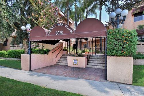 Photo of 8020 Langdon Avenue #210, Van Nuys, CA 91406 (MLS # SR20199847)
