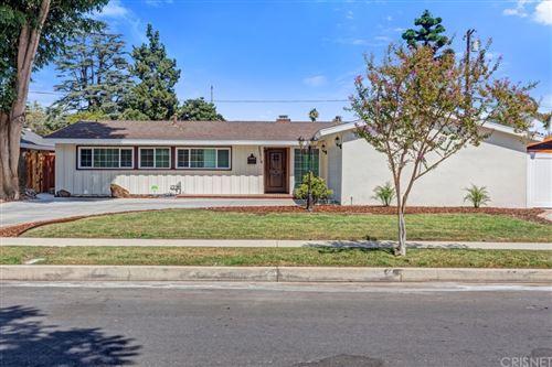 Photo of 20519 Mandell Street, Winnetka, CA 91306 (MLS # SR21199860)