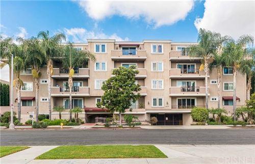 Photo of 4533 Vista Del Monte Avenue #106, Sherman Oaks, CA 91403 (MLS # SR20038869)
