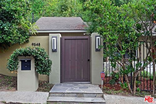 Photo of 9548 Gloaming Drive, Beverly Hills, CA 90210 (MLS # 21793898)