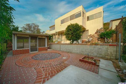 Photo of 2419 Meadow Valley Terrace, Silver Lake, CA 90039 (MLS # 320006924)