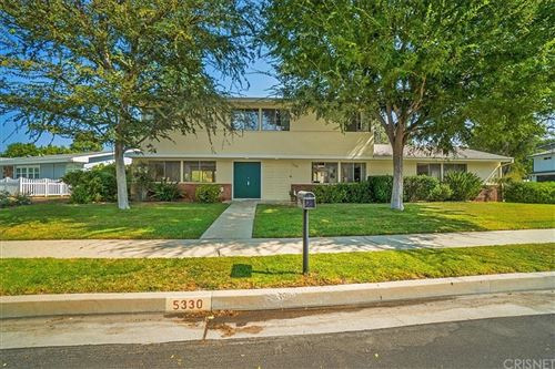 Photo of 5330 Blanco Avenue, Woodland Hills, CA 91367 (MLS # SR21205942)