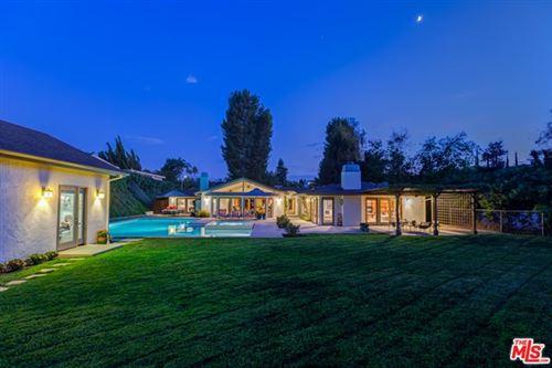 Photo of 16231 Meadowridge Way, Encino, CA 91436 (MLS # 20599958)