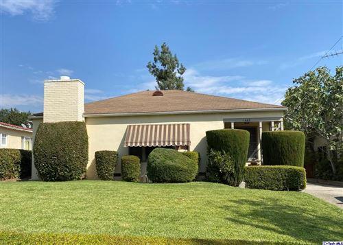 Photo of 1460 1462 Wesley Avenue, Pasadena, CA 91104 (MLS # 320007963)