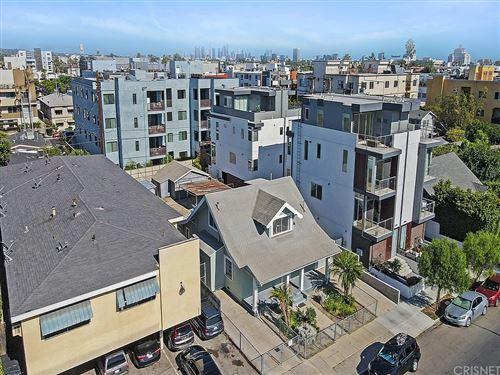 Photo of 912 N Hudson Avenue, Hollywood, CA 90038 (MLS # SR21176963)